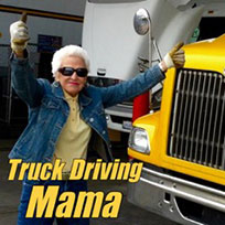 Truck Driving Mama